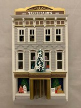 Hallmark Keepsake Ornament 1993 Nostalgic House Tannenbaum's Dept Store ... - $15.88