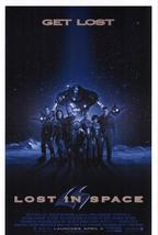 1998 LOST IN SPACE Gary Oldman Motion Picture Movie Promotional Poster 1... - $7.99