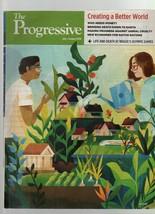 The Progressive - July - August 2016 - Better World, Who Needs Money?, D... - $1.35