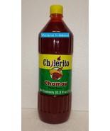 El Chilerito Chamoy Mexican Hot Sauce 1L 33.8fl oz - $15.00