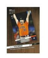 2020  Topps Now card #TNR-10  - Justin Verlander - Houston Astros - NM/MINT - $1.49