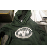 New York Jets Boys Size S 6/7 Pullover Sweater With Front Pouch NWT - $7.83