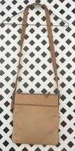 COACH Tan Pebble Leather Crossbody Handbag M3S-4466 - £60.76 GBP