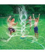 NEW Banzai Geyser Blast Sprinkler Kids Water Fun Summer Outdoor (1) - £60.04 GBP