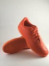 Nike Hypervenomx Kids Hype Orange Indoor Soccer Shoe  Size 6years fast s... - $19.25