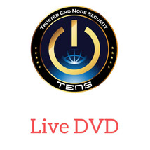 TENS Linux 64-Bit Live DVD Bootable LPS NSA Level Security - $7.99