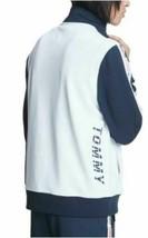 Tommy Hilfiger Men's White Fitness Running Track Jacket Athletic XXL  SEALED!!! image 2