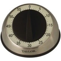 Taylor(R) Precision Products 5830 Easy-Grip Mechanical Timer - $28.54