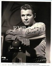 AUDIE MURPHY Authentic Autographed Hand Signed 8X10 Photo w/COA 525 - $225.00