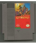 ORIGINAL Vintage Tested 1989 Legacy of the Wizard Nintendo NES Cartridge  - $13.99