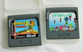 PAPERBOY 2-  Sega Game Gear Cartridge In Original Case Tengen Rare & Col... - $10.89