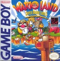 Wario Land Super Mario Land 3 GB NINTENDO GameBoy Video Game - $19.97