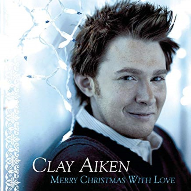 Merry Christmas With Love by Clay Aiken Cd