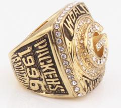 1996 Green Bay Packer Champion Ring Fashion Custom Replicas Men's World Champion - $25.24