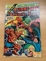 Marvel Comics - Giant-Size Fantastic Four # 6 (Oct 1975) GD Cond - £3.05 GBP