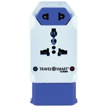 Travel Smart By Conair All-in-one Adapter With Usb CNRTS238AP - $31.93