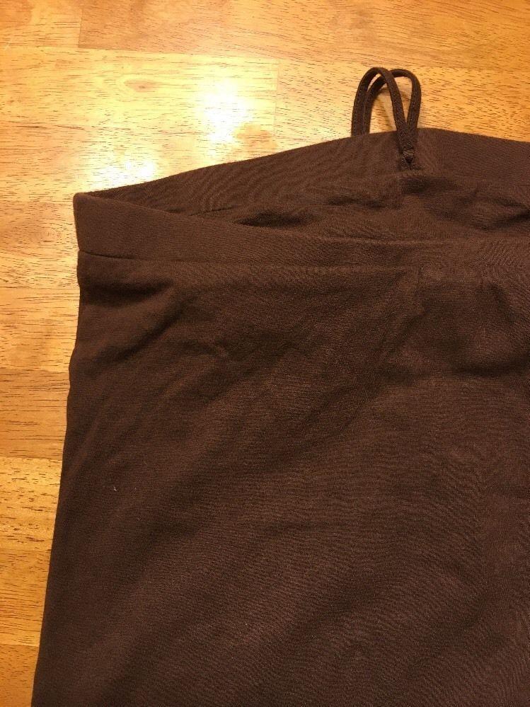 Xhilaration Girl's Brown Halter Top Shirt / Blouse Size: Large 10/12 image 8