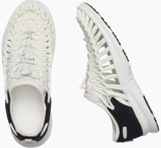 Keen Uneek o2 Size US 7 M (B) EU 37.5 Women's Sport Sandals Shoes White / Black image 4