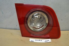 2004-2006 Mazda 3 Sedan Left Driver Trunk Lid Inner OEM tail light 24 1B1 - $24.74