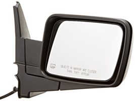 Fits 06-10 Commander Right Pass Mirror Pwr Textured With Heat No Memory,... - $58.36