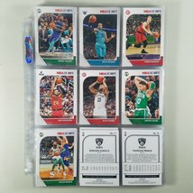 NBA Hoops Base Set Builder Lot of 122 Basketball Cards Panini 2019-2020 - $89.99