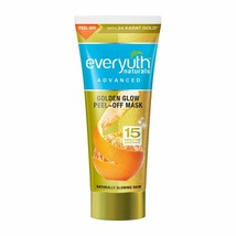 Everyuth Naturals Advanced Golden Glow Peel-off Mask, 90gm, Tube - $11.00