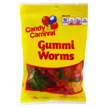 Candy Carnival Gummi Worms. - $6.79