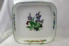 """Royal Worcester 2007 Worcester Herbs Sage 11"""" Baker Botanical Line - $62.99"""