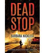 Dead Stop (Sydney Rose Parnell) [Paperback] Nickless, Barbara - $9.89