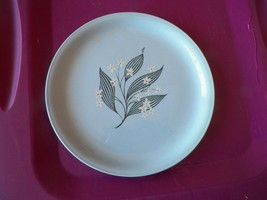 Homer Laughlin lunch plate (Stardust) 1 available - $2.72