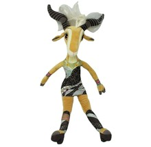 "20"" DISNEY STORE AUTHENTIC ZOOTOPIA GAZELLE STUFFED ANIMAL PLUSH TOY ANT... - $44.52"
