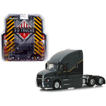 2019 Mack Anthem Highway Long Haul Truck Cab Gray with Black and Gold St... - $27.77
