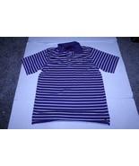Men's Northern Iowa UNI Panthers M Polo Collared Dress Shirt (Purple) Ping - $18.69