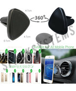 Air Vent Magnetic In Car Mobile Phone GPS Cell Holder Phone carrier 360 ... - $3.86