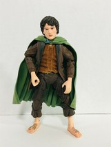 """Lord Of The Rings Return of the King Frodo Baggins 8"""" Action Figure 2005   - $13.85"""