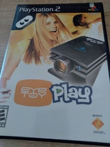 Sony PS2 eye Toy Play (no manual) image 1