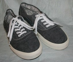 Old Navy  sneaker casual shoes  men's size 12  grey  comfy   excellent c... - $7.40