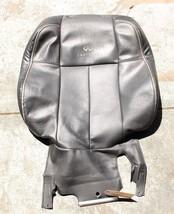 2006-2010 Infiniti M35 M45 Front Passenger Right Upper Seat Cover Black J1140 - $138.59
