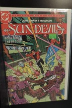 #4 Sun Devils 1984 DC Comic Book D826 - $3.36