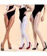 Hot  70D Shiny Tights Pantyhose High gloss Dancer Cheerleader Hooters Un... - $10.97