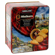 Kirkland Signature Walkers Shortbread Selection Cookies 2 x 2.1 kg boxes Canada - $120.00