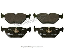 BMW Rear Brake Pads E46 Z4 3.0i 3.0si 325 (1999-2008) ATE + Warranty  - $63.95