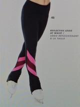 Mondor Model 4460 Polartec Skating Pants - Super Pink Size Child 6x-7 - $74.99