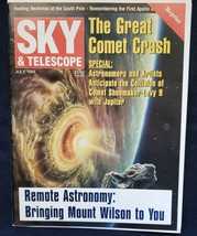 Sky & Telescope Remote Astronomy: Bringing Mount Wilson to You 1997 - $5.90