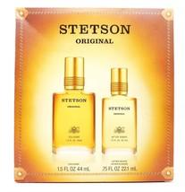 Stetson Original Set: Cologne 1.5 Fl Oz., After Shave .74 Fl Oz. - $18.04