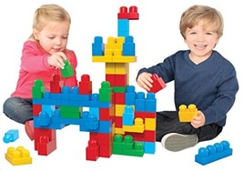 Mega Bloks First Builders ENDLESS BUILDING FUN Box Set - 80 Pieces - Gift! - $19.94