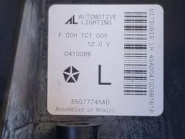 06-09 Mitsubishi Raider Headlight Head Light Lamp Driver Left LH - POLISHED image 8