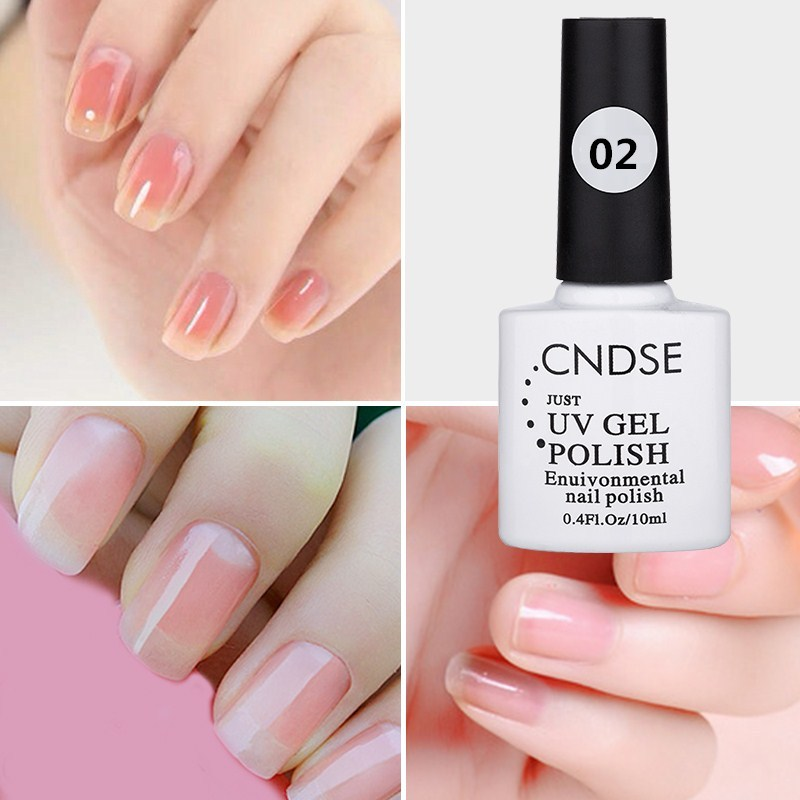 10ml UV&LED Gel Nail Polish Women Natural and 10 similar items