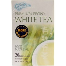 Prince Of Peace Peony White Tea (1x20 Bag) - $5.46