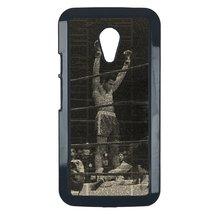 Muhammad Ali Motorola Moto G 2nd case Customized Premium plastic phone c... - $11.87